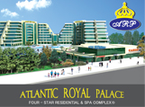 Four Star Residential Complex, Sunny Beach, Bulgaria, summer resort, luxurious apartments